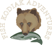 Fish Kodiak Adventures Logo
